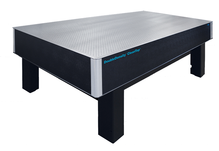 CleanTop Optical Table performance series